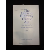 Highway Traffic act - 2019