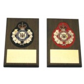 Hat Badge Plaque