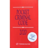 Pocket Criminal Code-2021